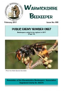 thumbnail of Warwickshire Beekeeper 669 – February 2017