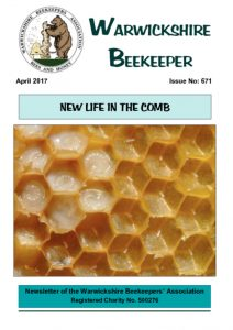 thumbnail of Warwickshire Beekeeper 671 – April 2017