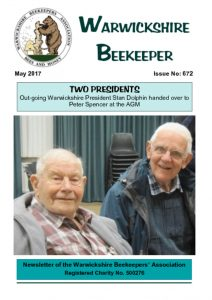 thumbnail of Warwickshire Beekeeper 672 – May 2017