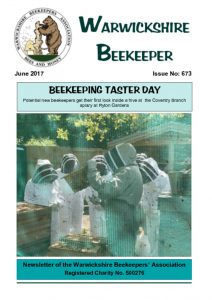 thumbnail of Warwickshire Beekeeper 673 – June 2017