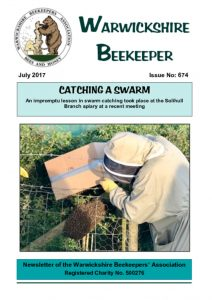 thumbnail of Warwickshire Beekeeper 674 – July 2017