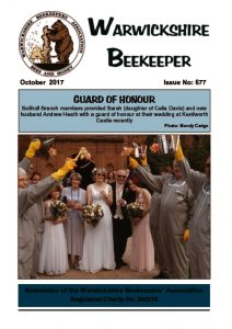 thumbnail of Warwickshire Beekeeper 677 – October 2017