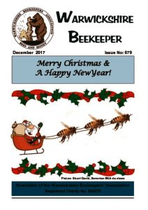 thumbnail of Warwickshire Beekeeper 679 – December 2017