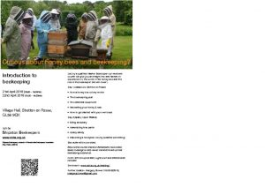 Introduction to Beekeeping Course @ Stretton on Fosse Village Hall